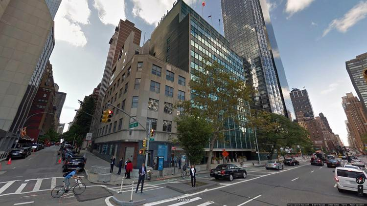 rent office 809 united nations plaza