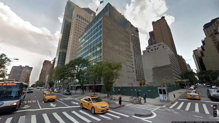 lease office 809 united nations plaza
