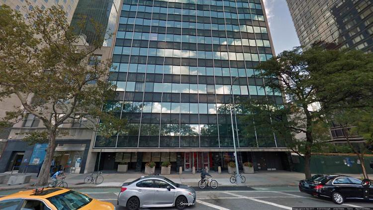 let office 809 united nations plaza