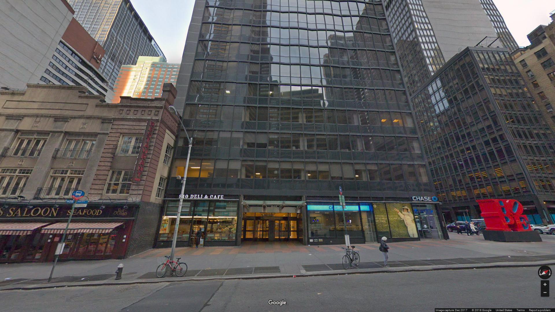 Rent Office 810 Seventh Avenue
