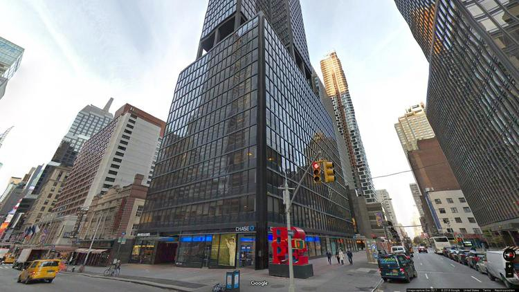 lease office 810 seventh avenue