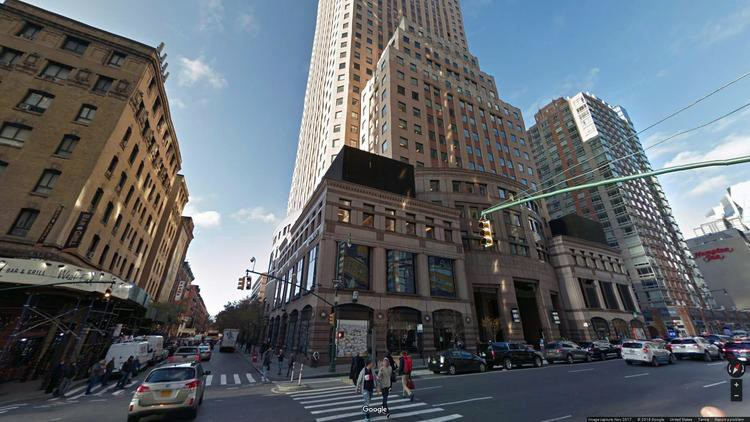 rent office 825 eighth avenue