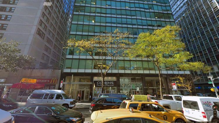 rent office 830 third avenue