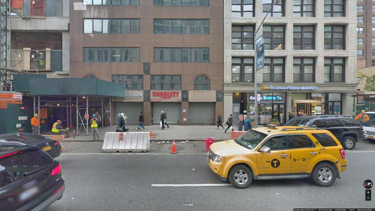 rent office 842-844 avenue of the americas