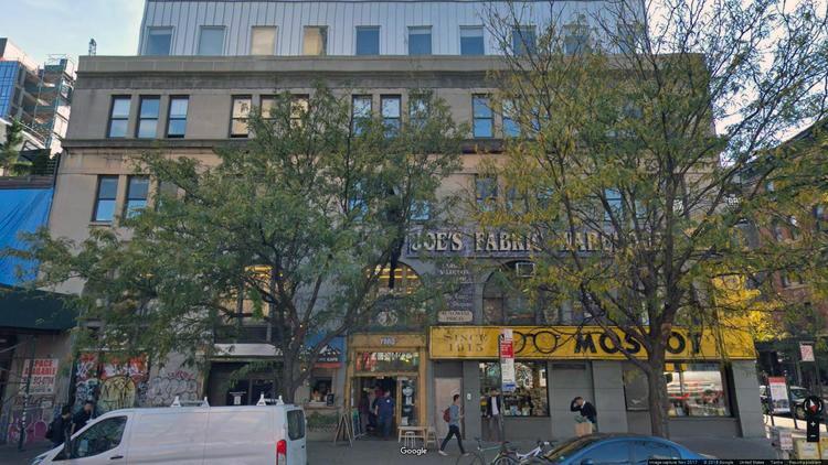 rent office 85 delancey street