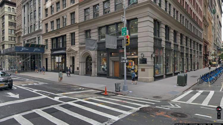 lease office 85 fifth avenue
