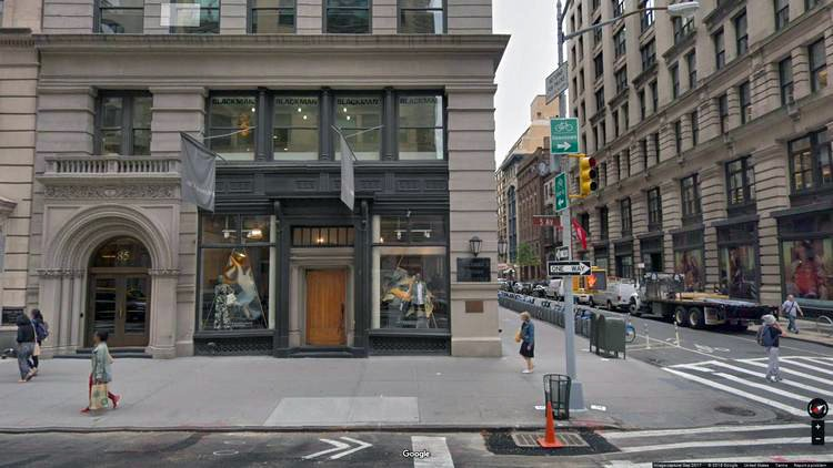 rent office 85 fifth avenue