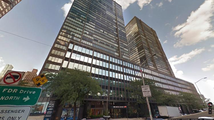 lease office 866 united nations plaza