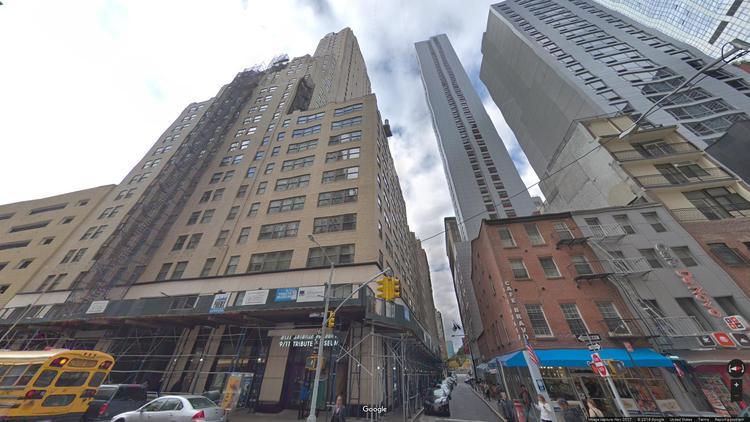 lease office 88 greenwich street