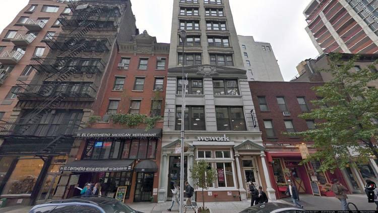 rent office 88 university place