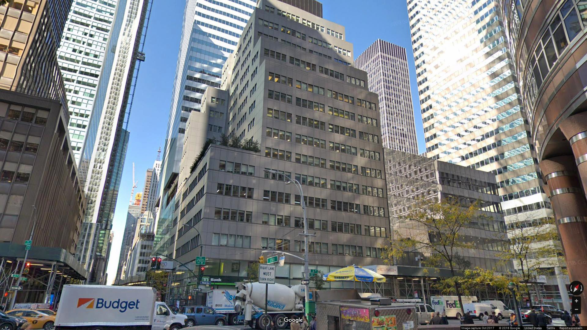 Lease Office 880 Third Avenue