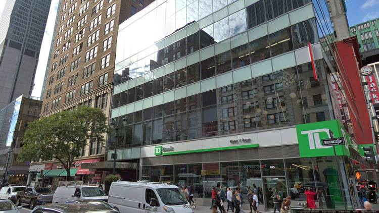 lease office 885 sixth avenue