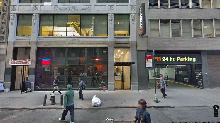 rent office 9 east 38th street