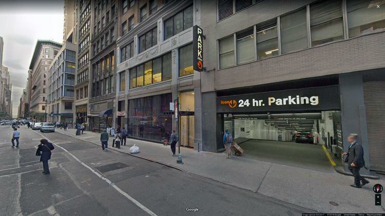 lease office 9 east 38th street