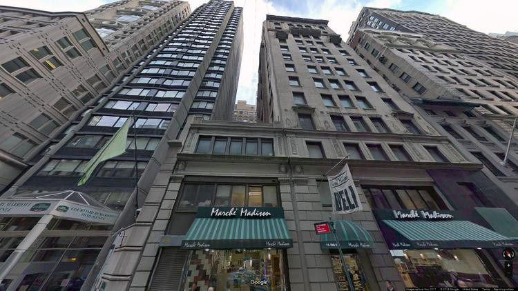lease office 9 east 40th street