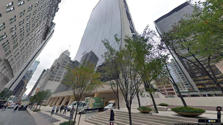 lease office 9 west 57th street