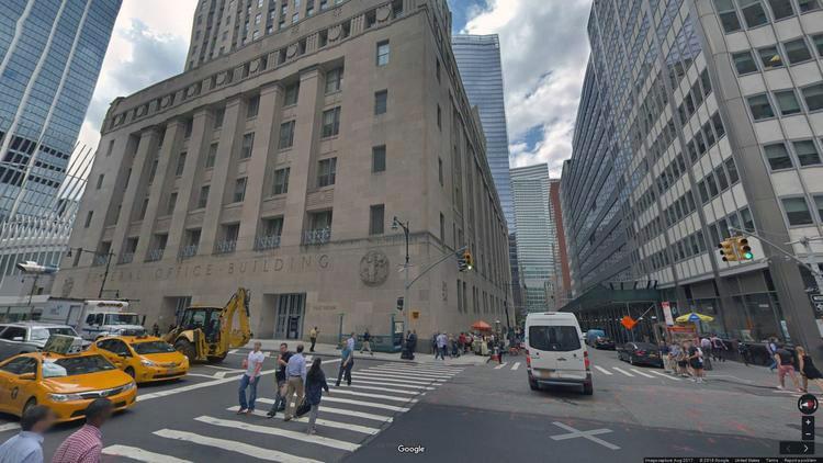 lease office 90 church street