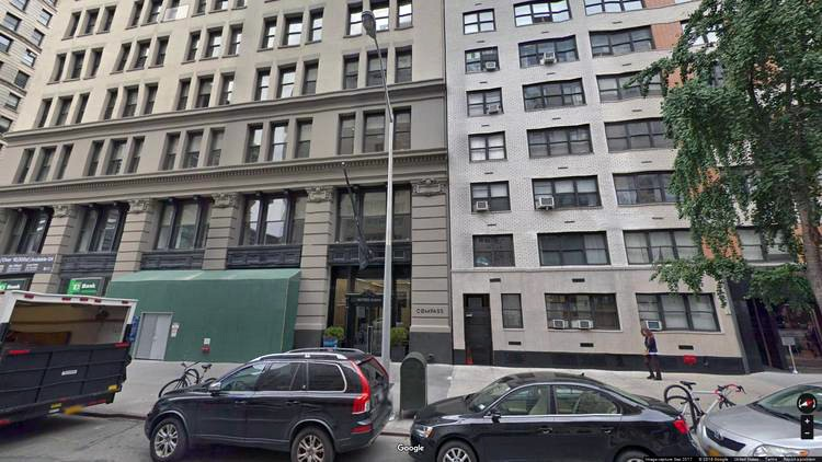rent office 90 fifth avenue