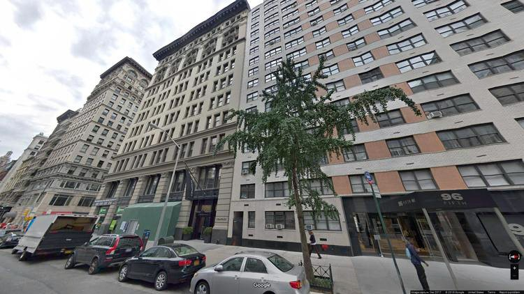 lease office 90 fifth avenue