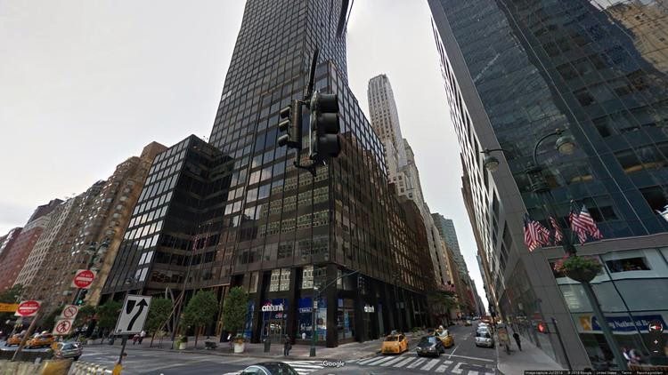 lease office 90 park avenue