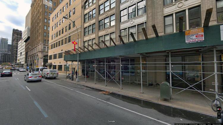 lease office 96-104 lafayette street