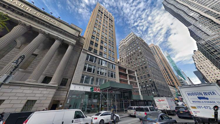 lease office 989 avenue of the americas