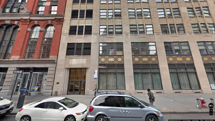 lease office 99 hudson street