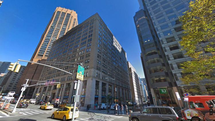 let office one park avenue