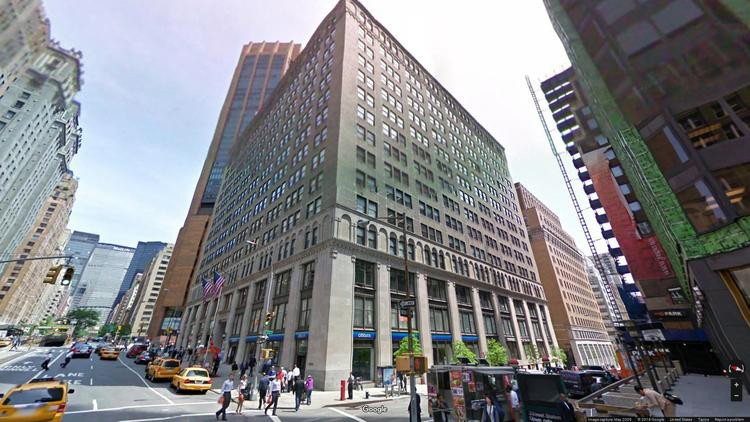 lease office one park avenue