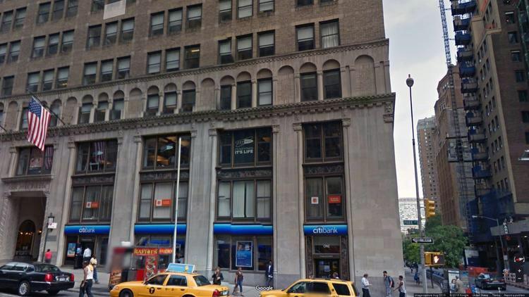 rent office one park avenue