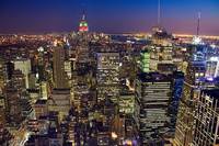 Manhattan's Office Market shines, driven by stronger hiring, but vacancy rates remain high overall and will go higher