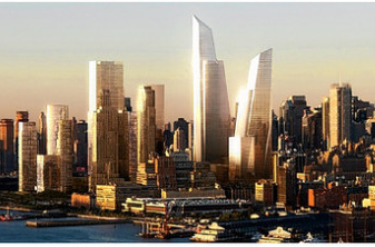 Commercial landscape in Manhattan: a focus on Hudson Yards