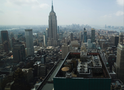 Industrial-strength space demand - Manhattan, Odd Borought Out