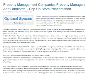 Property Management Companies Property Managers And Landlords – Pop Up Store Phenomenon