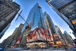 Elegant and refined Times Square retail rentals only here!